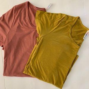 Women's Lularoe Classic T Bundle Medium Large